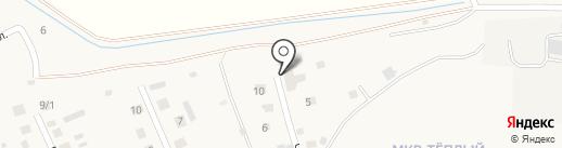 Фоэт-М на карте Пивоварихи