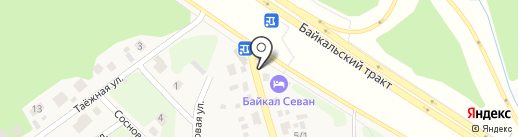 Qiwi на карте Новолисихи