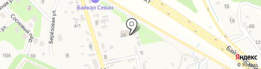 Санинспектор на карте Новолисихи