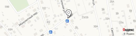 Магазин смешанных товаров на карте Пивоварихи