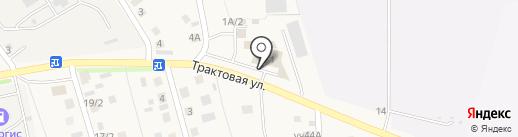 КвадратСталь на карте Пивоварихи