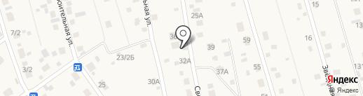 Андрей на карте Пивоварихи