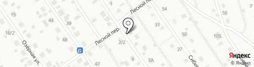 Вика на карте Пивоварихи