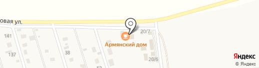 Мой авто на карте Пивоварихи