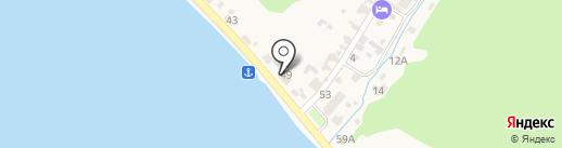 Банкомат, Сбербанк России на карте Листвянки