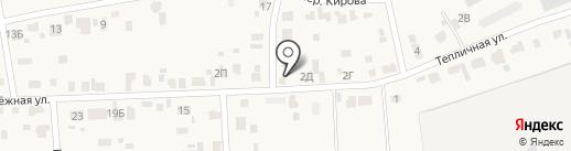 Верол на карте Сотниково