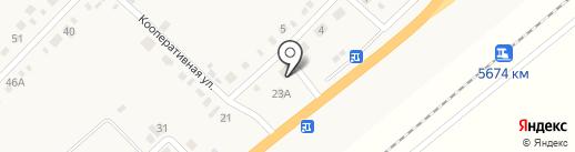 Продуктовый магазин на карте Вознесеновки