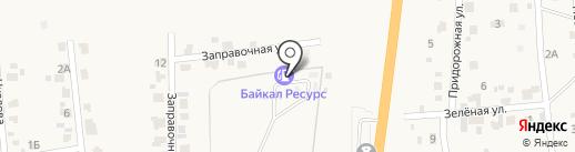 ОРОС ЛОГИСТИК на карте Сотниково