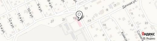 Врачебная амбулатория на карте Сотниково