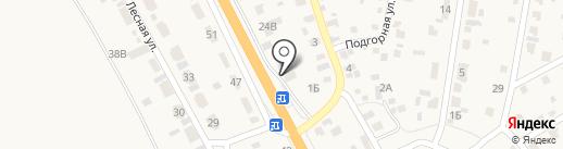 Qiwi на карте Сотниково