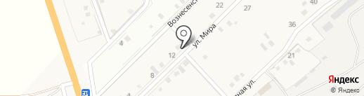 Торгово-строительная компания на карте Вознесеновки