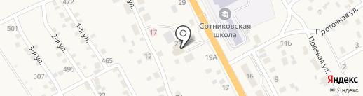 Бурятхлебпром на карте Сотниково