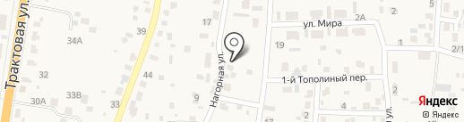 Служба компьютерной помощи на карте Сотниково