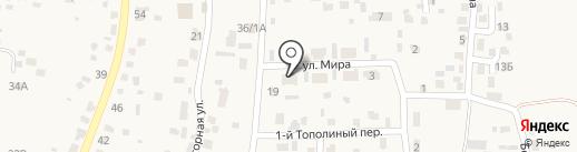 Столярно-мебельная компания на карте Сотниково