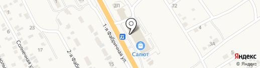 Платежный терминал, Сбербанк, ПАО на карте Сотниково