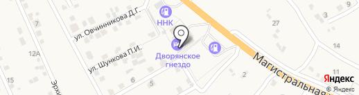 Дворянское гнездо на карте Сотниково