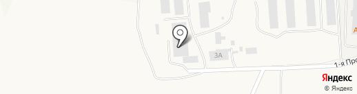 Коваль на карте Сотниково