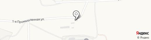 Пак на карте Сотниково