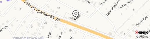 Автомиг на карте Сотниково