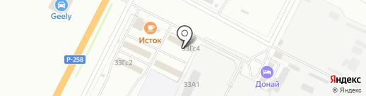 Машторг на карте Улан-Удэ