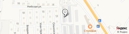 Авто лекарь на карте Сотниково