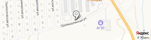 Арболит Улан-Удэ на карте Сотниково