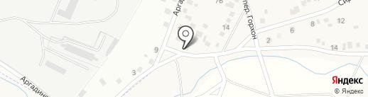 Амбар на карте Сужи