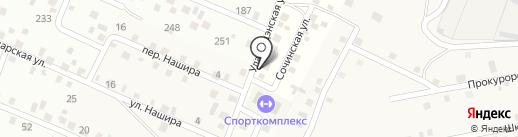 Даурия на карте Поселья