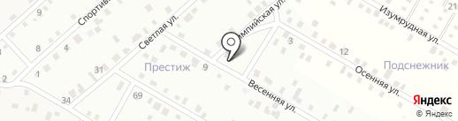 Пятачок на карте Поселья