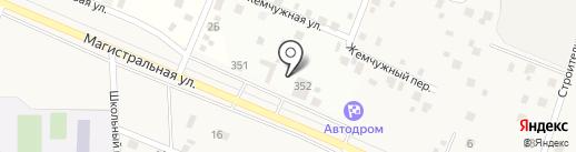 Жемчуг на карте Поселья