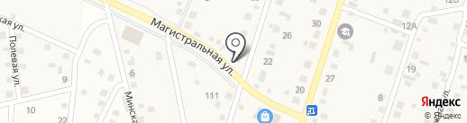Поселье на карте Поселья