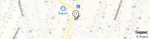 Байкал на карте Поселья