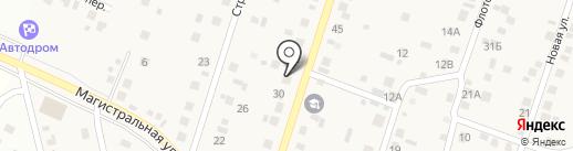 Фельдшерско-акушерский пункт на карте Поселья