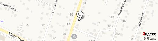 Участковый пункт полиции на карте Поселья