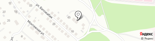 МедСервис на карте Улан-Удэ