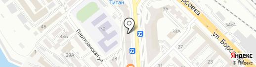 Roll`n`Roll на карте Улан-Удэ