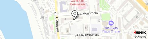 Бест плюс на карте Улан-Удэ