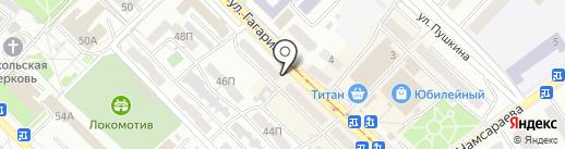 Ювелирная мастерская на карте Улан-Удэ