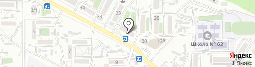 Эмvita на карте Улан-Удэ