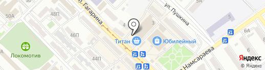 А1дин на карте Улан-Удэ