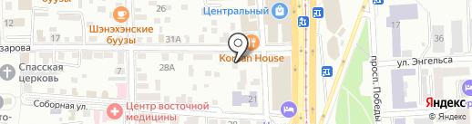 DanceClass на карте Улан-Удэ