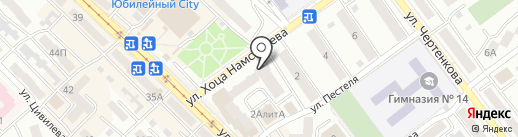 Dent Studio на карте Улан-Удэ