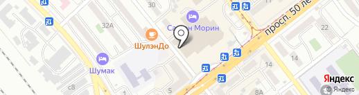 Одежда от Ирины на карте Улан-Удэ
