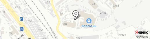 АС-re:Store на карте Улан-Удэ