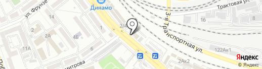 Pit Stop на карте Улан-Удэ