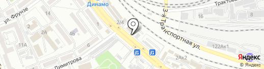 Carex на карте Улан-Удэ