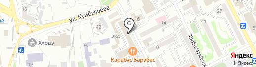 Head Shot Bar на карте Улан-Удэ