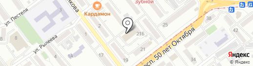 СвязьСтройСервис на карте Улан-Удэ