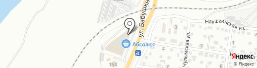 ОПТ 03 на карте Улан-Удэ