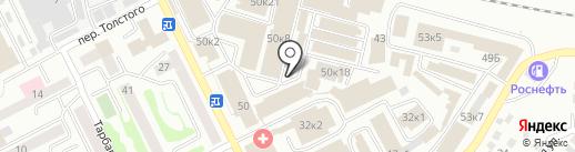 Кэш на карте Улан-Удэ